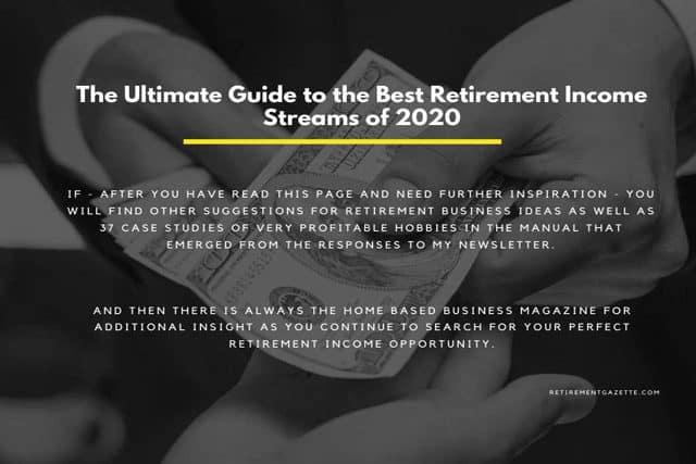 Retirement income Hobbies