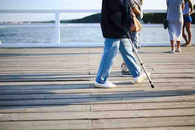 How to choose crutches