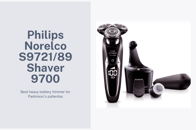 Norelco S9721/89 Shaver 9700