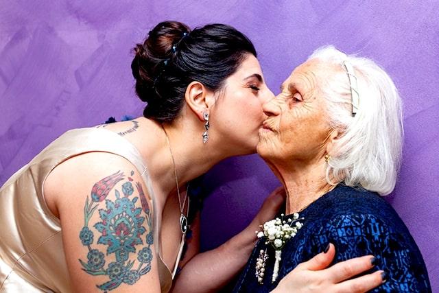 What activities do elderly enjoy?
